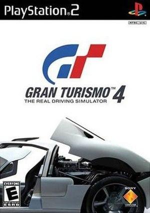 Gran Turismo 4 - Image: Gran Turismo 4