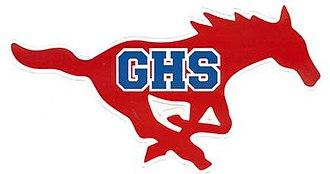 Grapevine High School - Image: Grapevine High School Logo