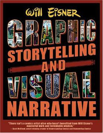 Graphic Storytelling and Visual Narrative - Image: Graphic Storytelling and Visual Narrative