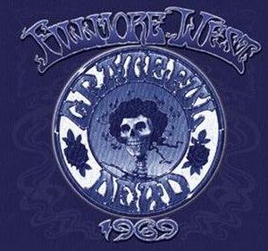 Fillmore West 1969 - Image: Grateful Dead Fillmore West 1969
