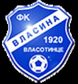 FK Vlasina - Logo of FK Vlasina