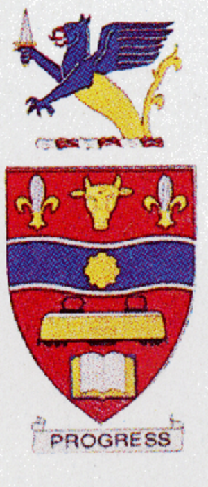 Gweru - Image: Gweru (coat of arms)