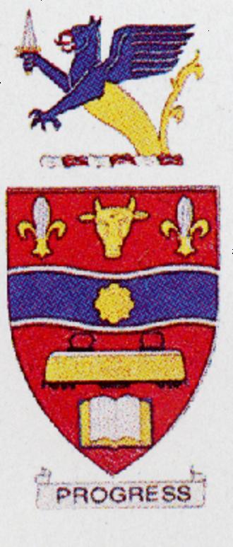 Gweru - Image: Gweru (coat of arms)