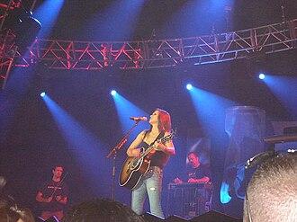 Gretchen Wilson - Wilson performing in a concert