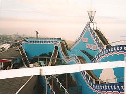 Roller Coaster Great Yarmouth Pleasure Beach Wikipedia