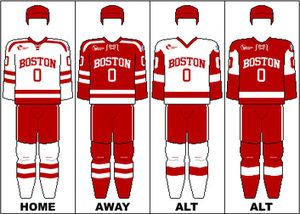 Boston University Terriers men's ice hockey