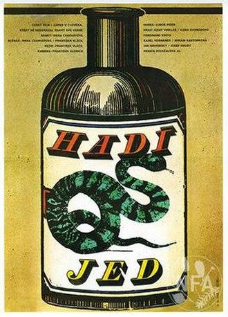 Snake's Venom - Poster of the film