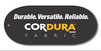 Cordura - Product hangtag
