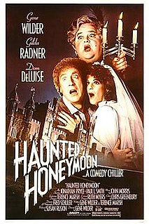 <i>Haunted Honeymoon</i> 1986 film by Gene Wilder