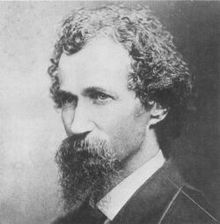 Poet Henry Clarence Kendall