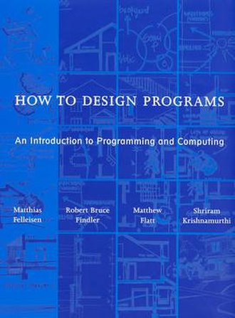 How to Design Programs - Image: How to Design Programs (front cover)