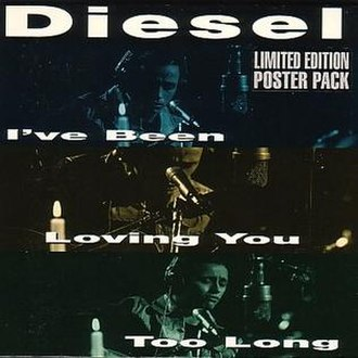 I've Been Loving You Too Long - Image: I've Been Loving You Too Long by Diesel