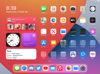 iPadOS Mobile operating system of the iPad