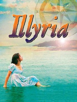 Illyria (musical) - Official cover art