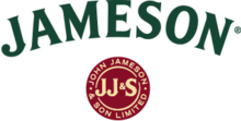 Jameson Irish Whiskey logo.png