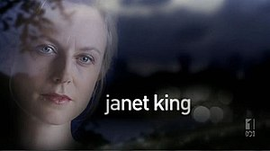 Janet King (TV series) - Janet King title card