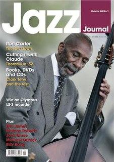 <i>Jazz Journal</i> British jazz magazine