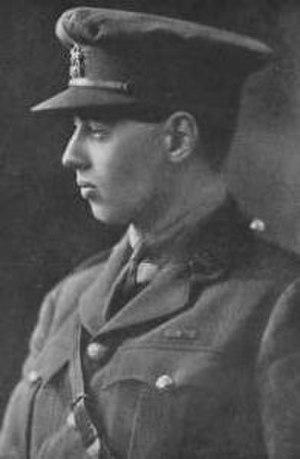 John Cridlan Barrett - Image: John Cridlan Barrett VC