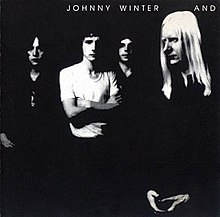 Image result for johnny winter And album images