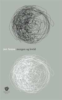 <i>Morning and Evening</i> book by Jon Fosse