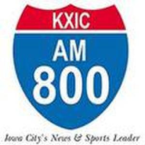 KXIC - former logo
