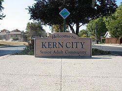Kern City
