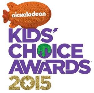 2015 Kids' Choice Awards - Image: Kids Choice Awards 2015 logo