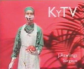 KYTV (TV series) - Image: Ky TV Car Lt ON St Yle