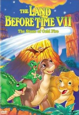 The Land Before Time VII: The Stone of Cold Fire - Image: LBT SCF