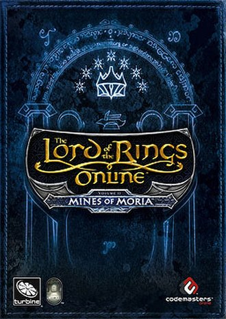 The Lord of the Rings Online: Mines of Moria - Image: LOTR Mines of Moria