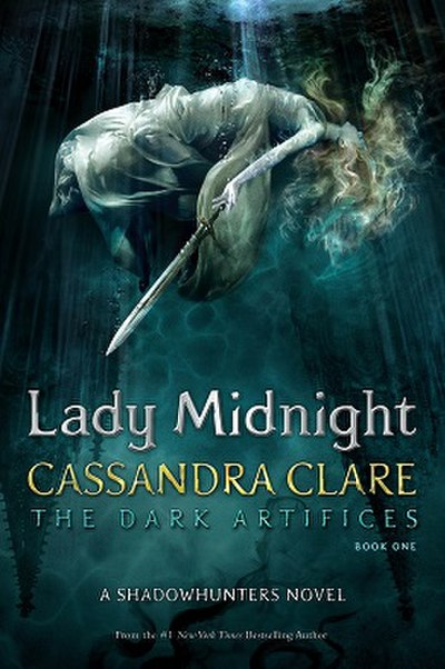 Picture of a book: Lady Midnight