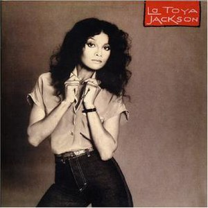 La Toya Jackson (album) - Image: Latoya jackson