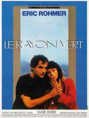 The Green Ray (film) - Image: Le Rayon vert