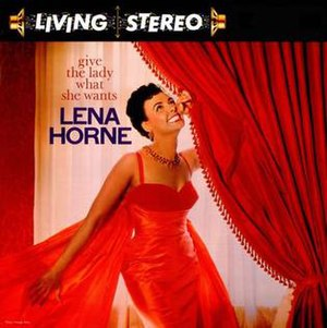 Lena Horne:  My First Time Watching Stormy Weather