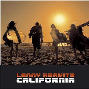 California (Lenny Kravitz song) - Image: Lenny California