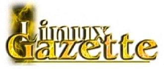 Linux Gazette - Image: Linux Gazette Logo