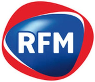 RFM (radio) - Logo of RFM
