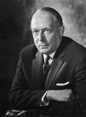 Harold Watkinson - Image: Lord Watkinson