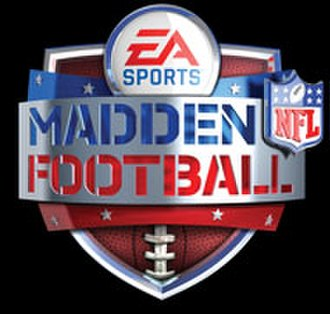 Madden NFL Football - Image: Madden 3DS logo