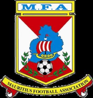 Mauritius national football team - Image: Mauritius FA