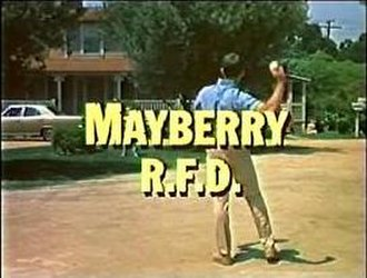 Mayberry R.F.D. - Image: Mayberry RFD