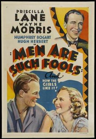Men Are Such Fools - Theatrical release poster