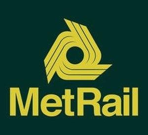Metropolitan Transit Authority (Victoria) - MetRail logo