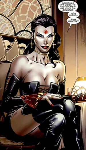 Mister Sinister - Image: Miss sinister