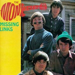Missing Links (album) - Image: Missing Links The Monkees