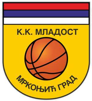 KK Mladost Mrkonjić Grad - Image: Mladost Mrkonjic Grad