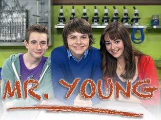 Mr. Young - Image: Mr. Young title
