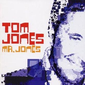 Mr. Jones (Tom Jones album) - Image: Mr Jones Album