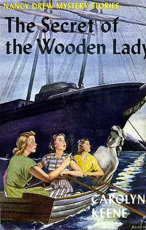 The Secret of the Wooden Lady - Image: Ndtsotwlbkcvr