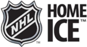 SiriusXM NHL Network Radio - Final Logo of NHL Home Ice
